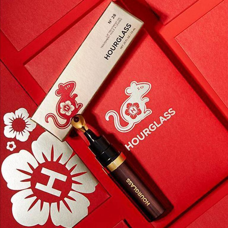 Hourglass Limited Edition No. 28 Lip Treatment Oil At Night Promo Alt