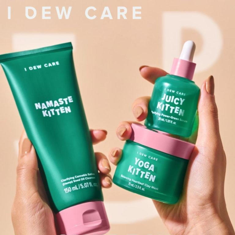 I Dew Care Yogi Kitten Collection Post Cover