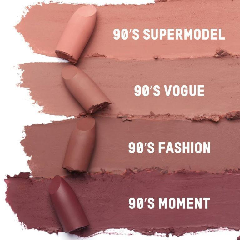 KKW Beauty Glitz & Glam Collection Matte Lipstick Set Shades