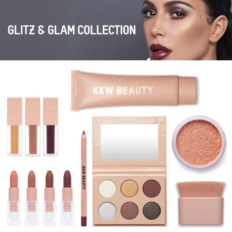 KKW Beauty Glitz & Glam Collection Post Cover