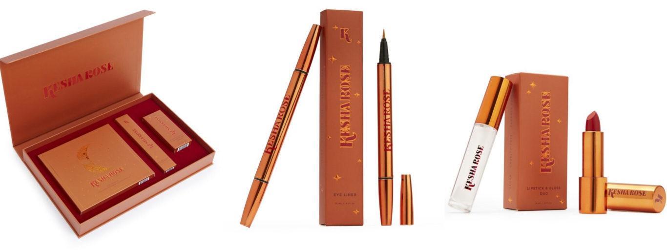 Kesha Rose Beauty Collection Sets