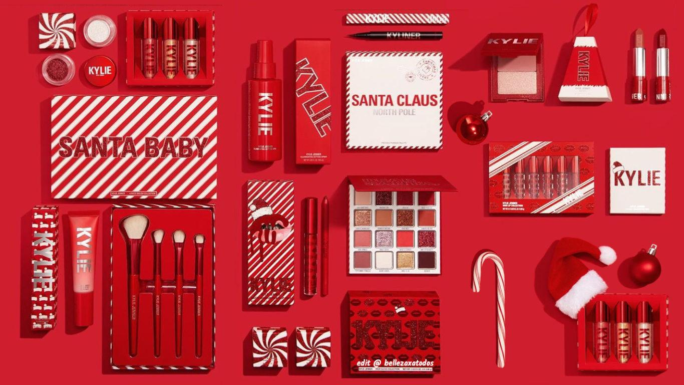Kylie Cosmetics Holiday Collection Blog Header