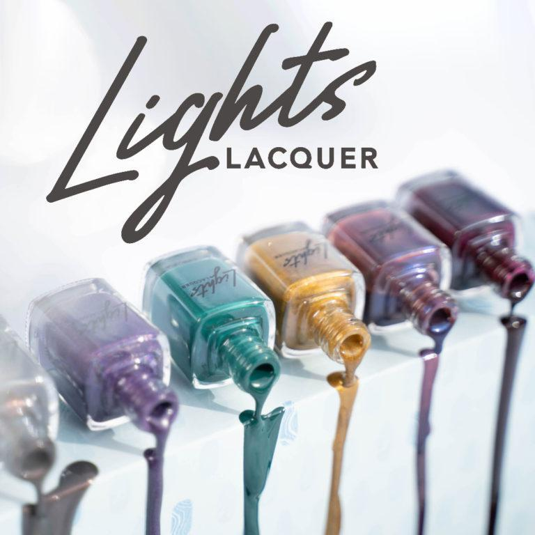Lights Laquer Poloshed Gems Collection Post Cover