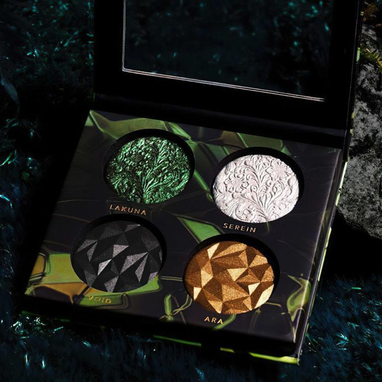 Linda Hallberg Cosmetics Enchanted Mysteries Palette