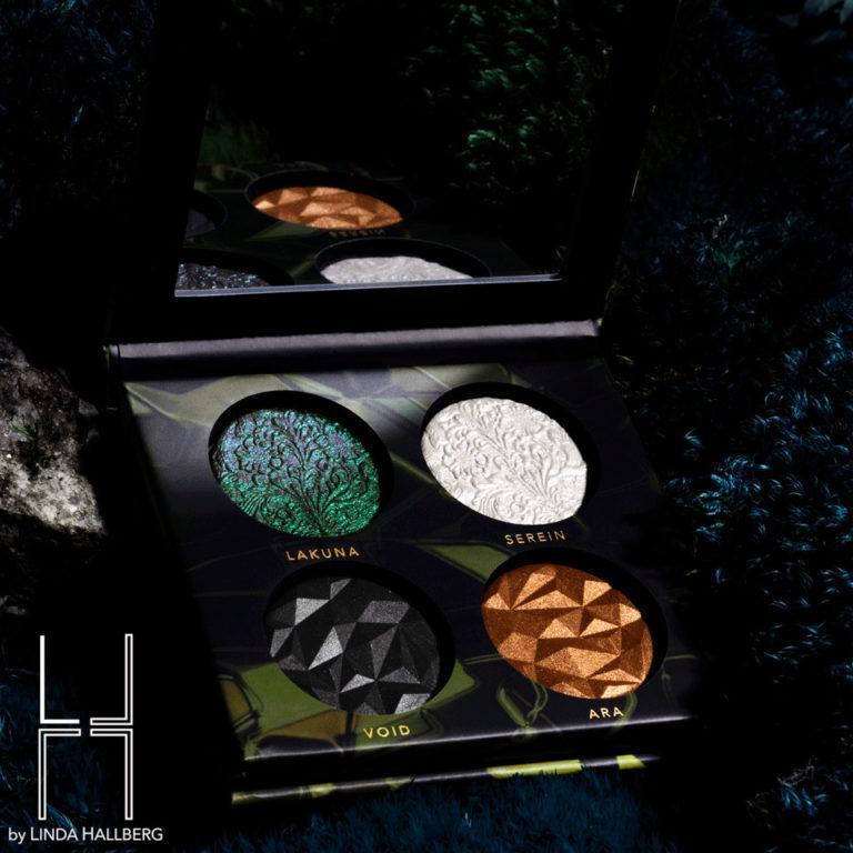 Linda Hallberg Cosmetics Enchanted Mysteries Palette Alt 3 Logo