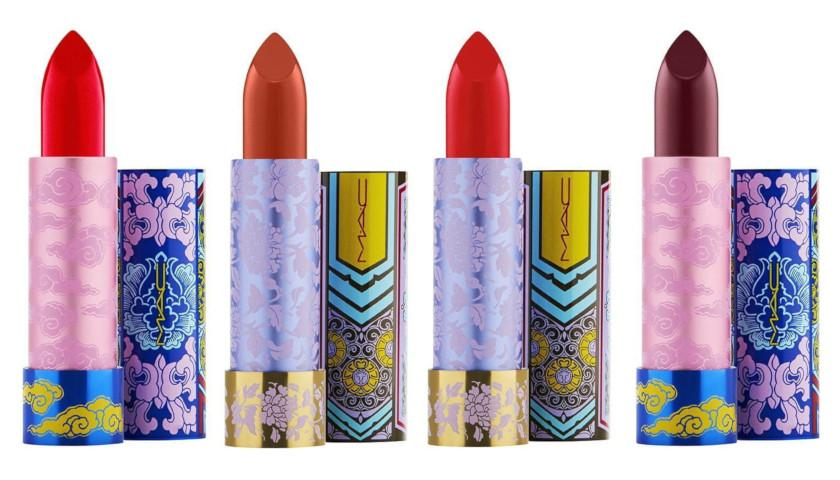 MAC Cosmetics Lunar Illusions, Lunar New Year 2020 Collection Lipsticks Blog