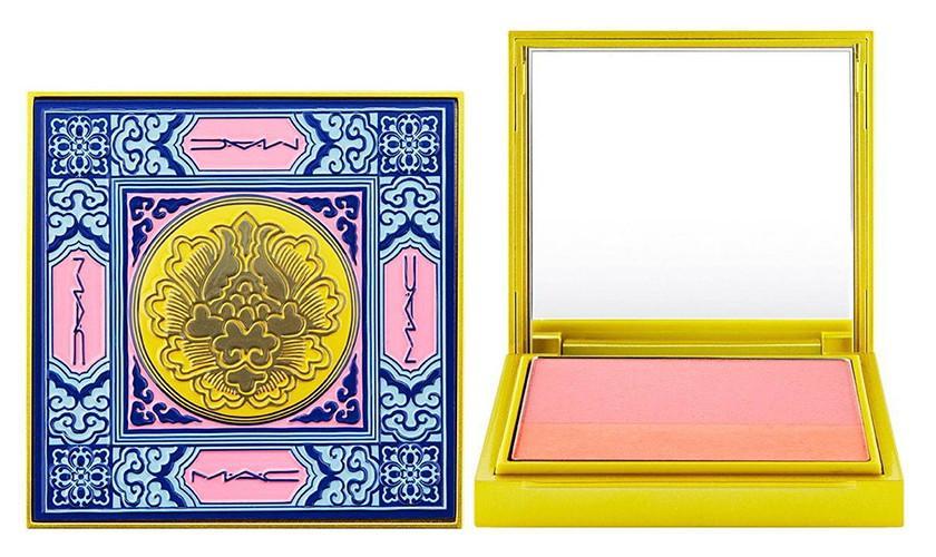 MAC Cosmetics Lunar Illusions, Lunar New Year 2020 Collection Powder Blush Compact Blog