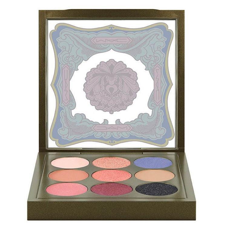 MAC Cosmetics Lunar Illusions, Lunar New Year 2020 Collection Zen Eyeshadow Palette Blog