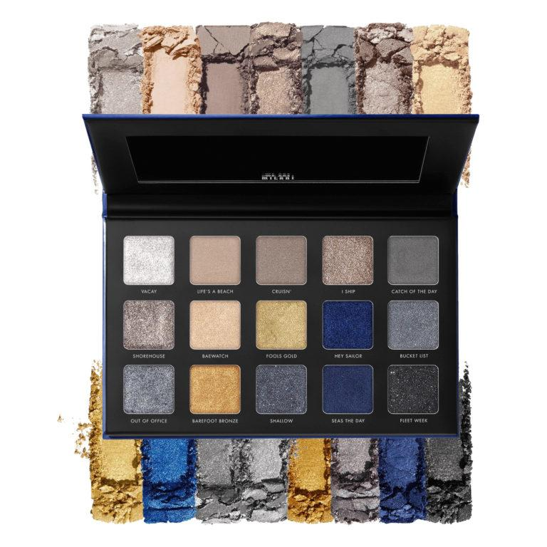 Milani Cosmetics Gilded Coast Eyeshadow Palette