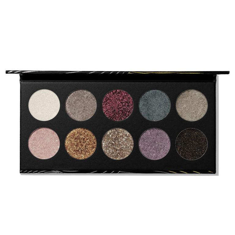Morphe Dare To Dazzle New Year's Eve Collection 10M Midnight Gleamin' Artistry Palette