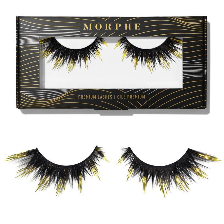Morphe Dare To Dazzle New Year's Eve Collection Confetti Premium Lashes