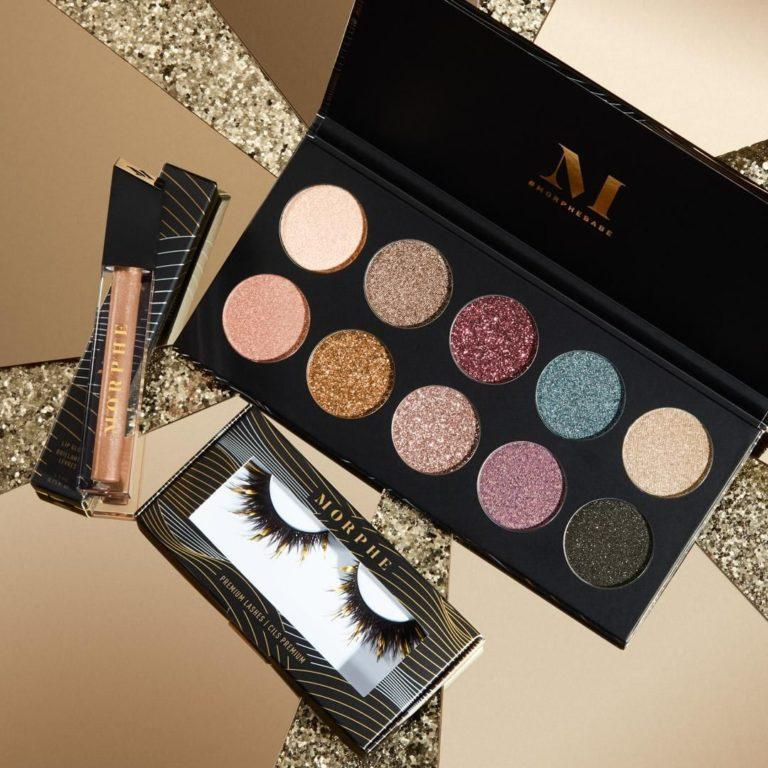 Morphe Dare To Dazzle New Year's Eve Collection Morphe Dare To Dazzle New Year's Eve Collection