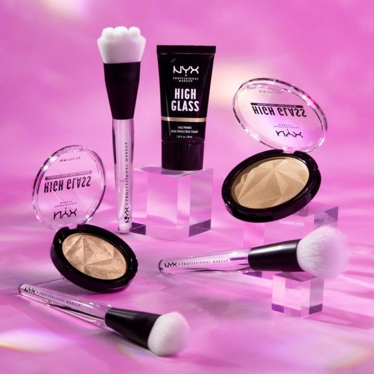 NYX Cosmetics High Glass Line