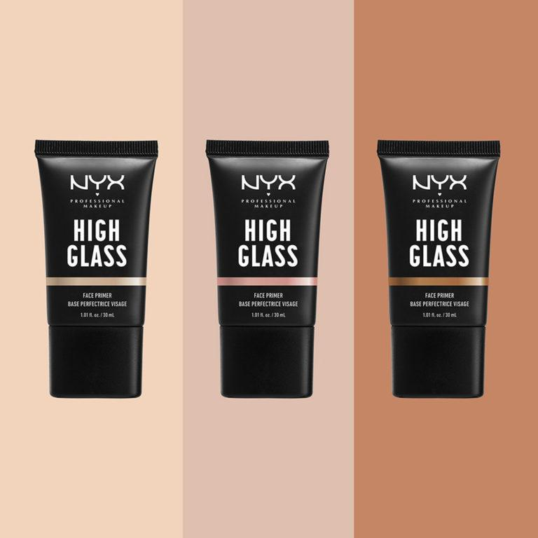 NYX New Products High Glass Face Primer
