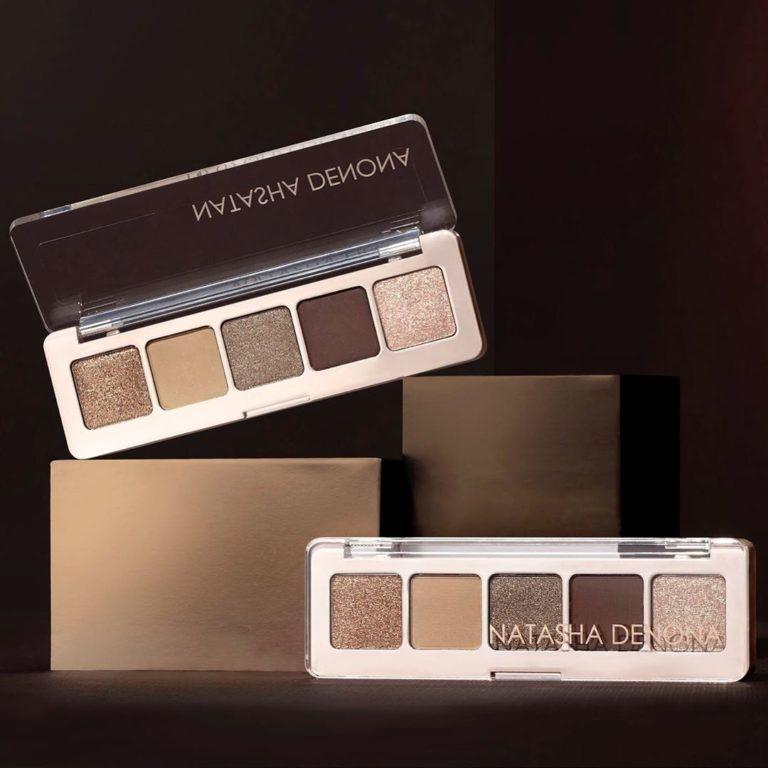 Natasha Denona Mini Glam Eyeshadow Pallete Promo Alt