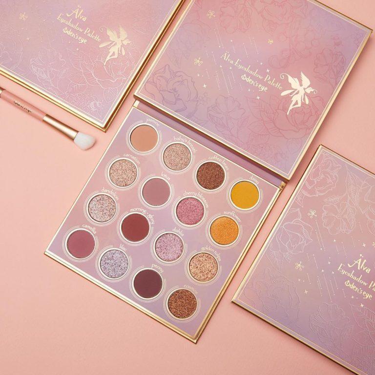 Odens Eye Cosmetics Älva Eyeshadow palette