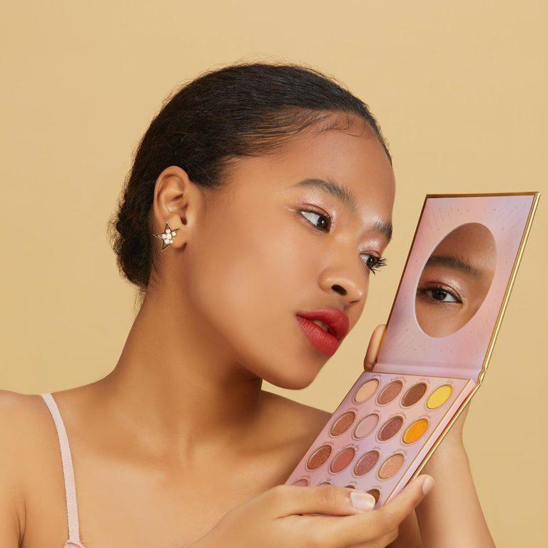 Odens Eye Cosmetics Älva Eyeshadow palette ALT