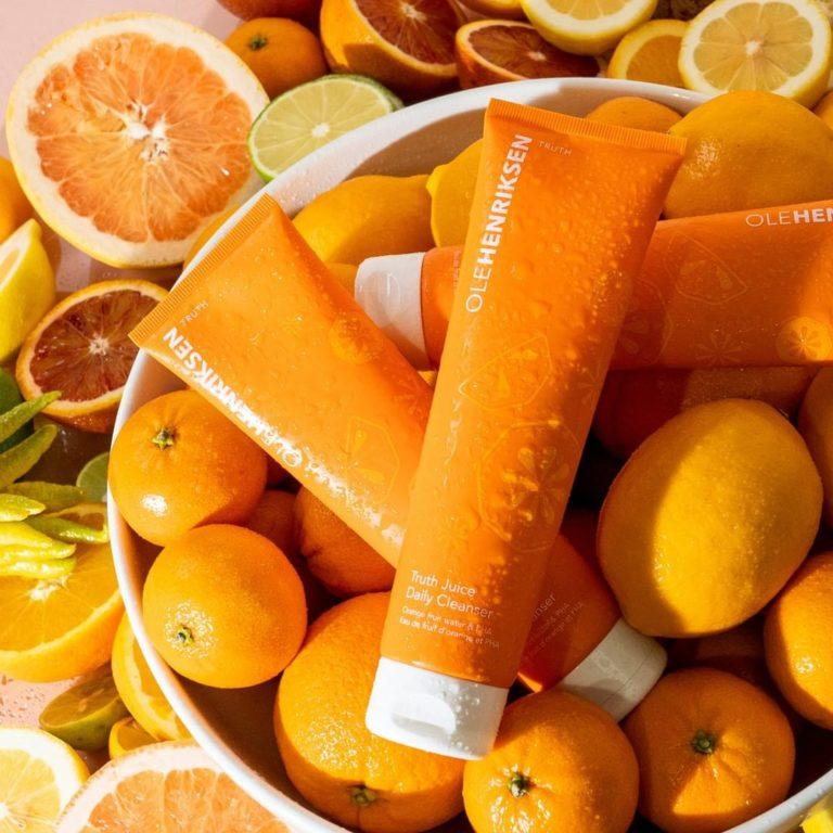 Ole Henriksen Truth Juice Daily Cleanser Blog Cover