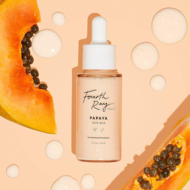 Papaya Face Milk