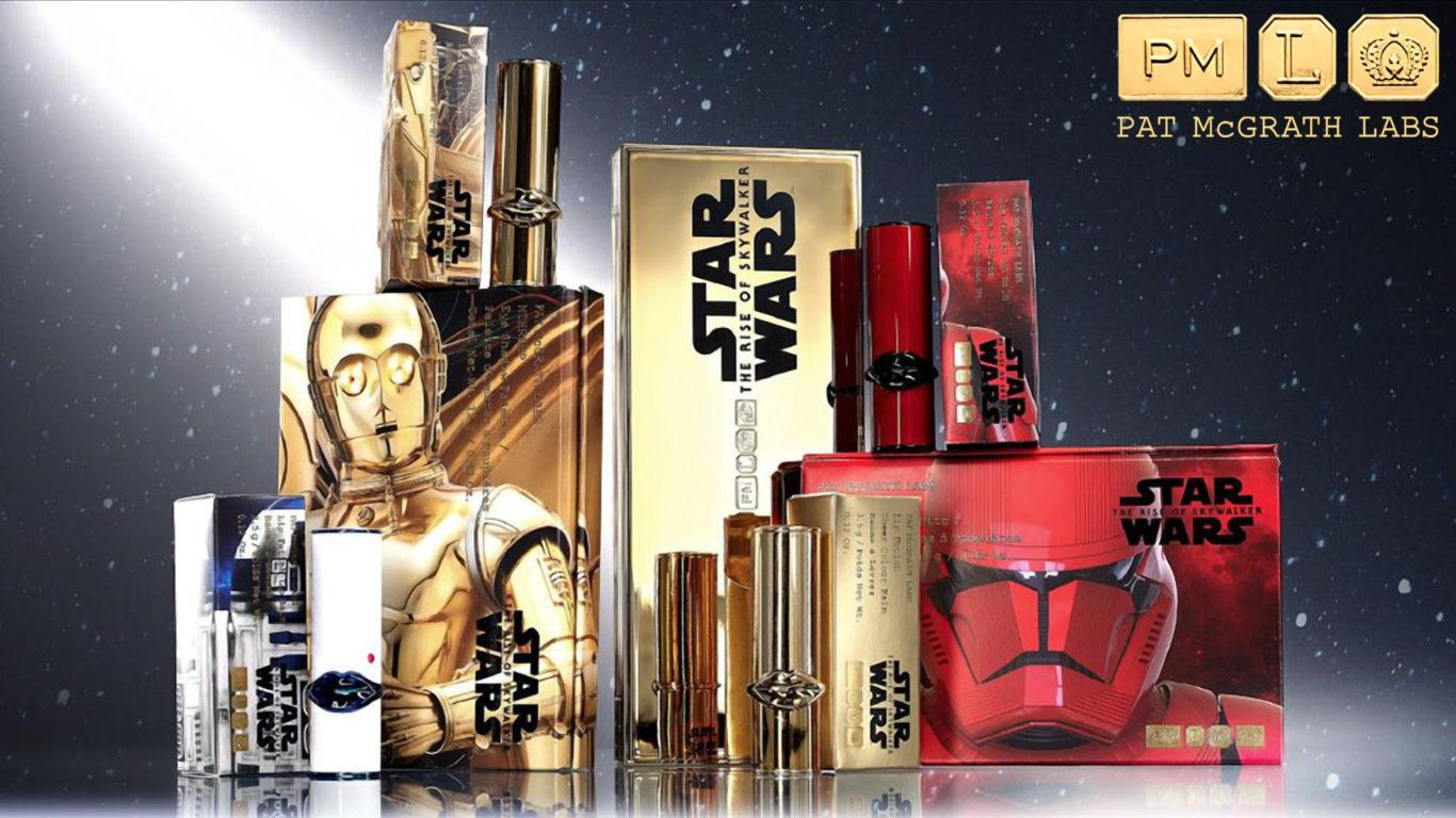 Pat McGrath Labs Star Wars Collection Blog Header