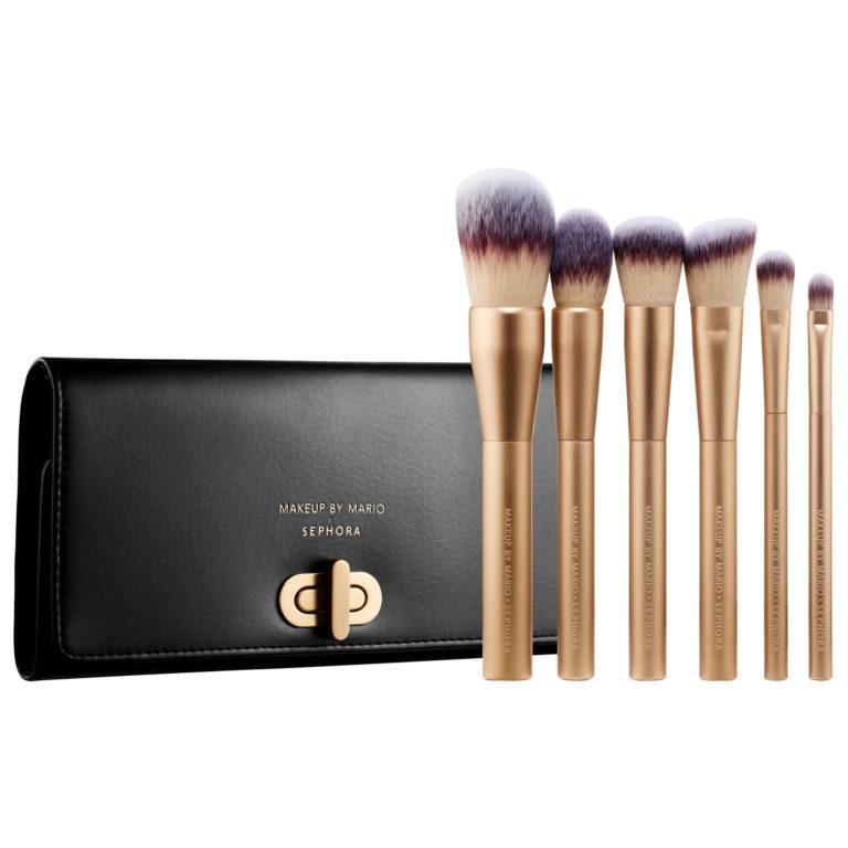 Sephora Collection Makeup By Mario X Sephora Complexion Brush Set All
