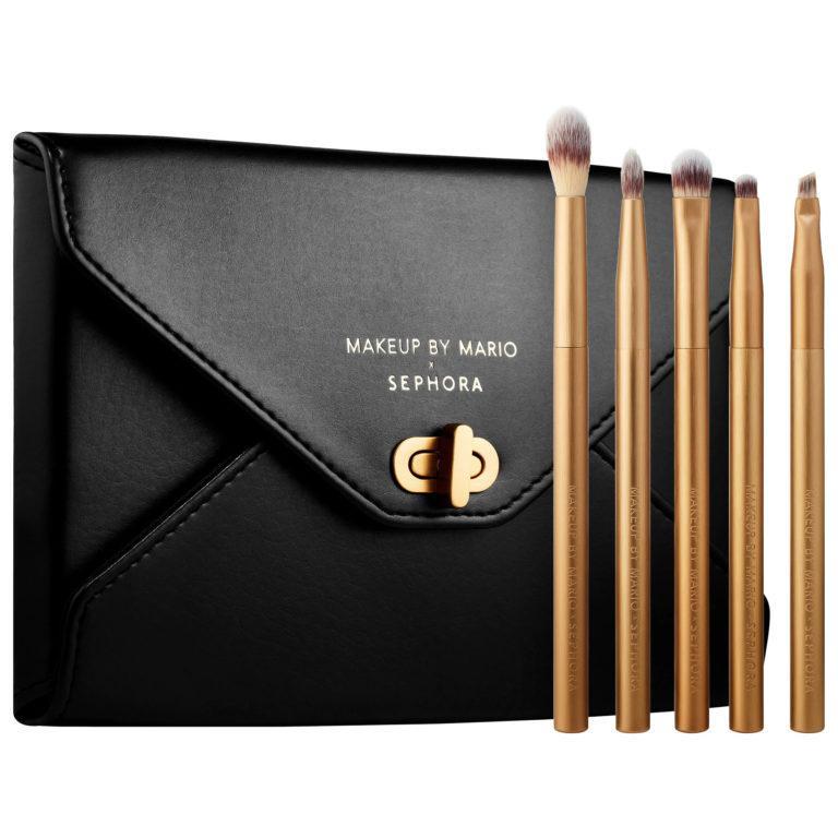 Sephora Collection Makeup By Mario X Sephora Eye Brush Set All
