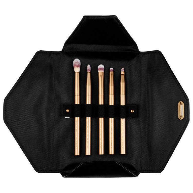 Sephora Collection Makeup By Mario X Sephora Eye Brush Set Open