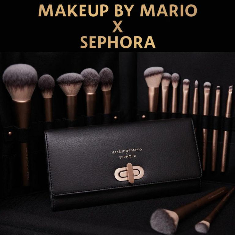 Sephora Collection Makeup By Mario X Sephora Master Brush Set Post Cover