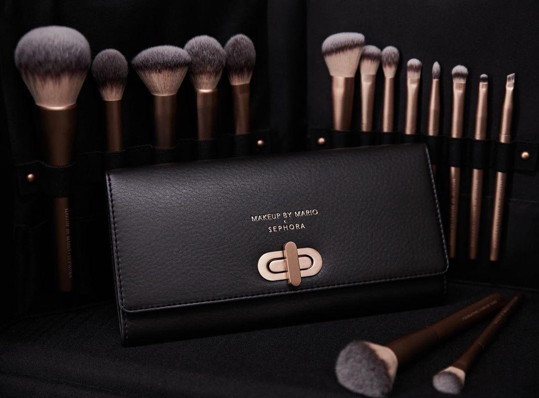 Sephora Collection Makeup By Mario X Sephora Master Brush Set Promo
