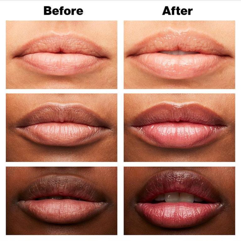Smashbox Cosmetics The Mindful 5 Custom Glow Lip Balm Swatches