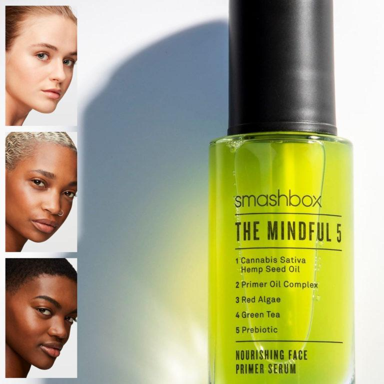 Smashbox Cosmetics The Mindful 5 Nourishing Face Primer Serum Alt