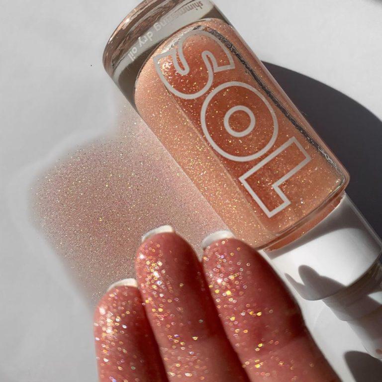 Sol Body Bottle Service Set Peach Bellini