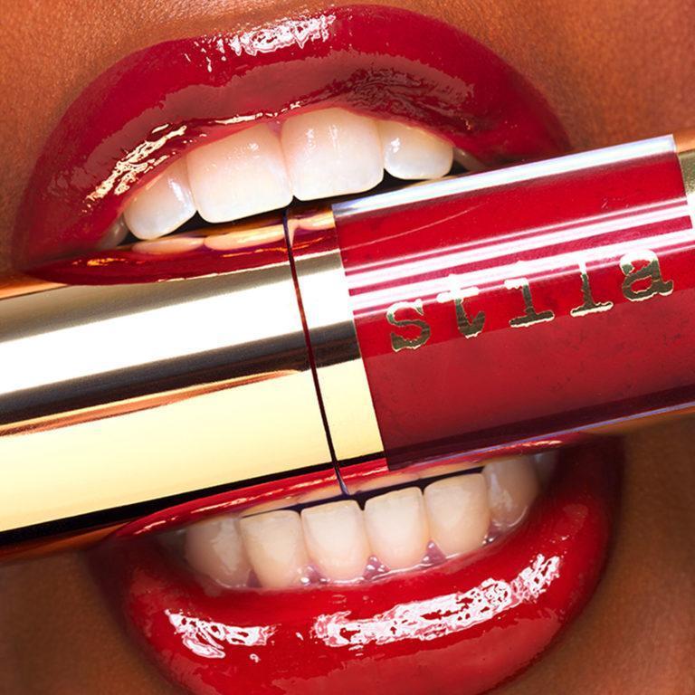 Stila Cosmetics Shine Fever™ Lip Vinyl Post Cover