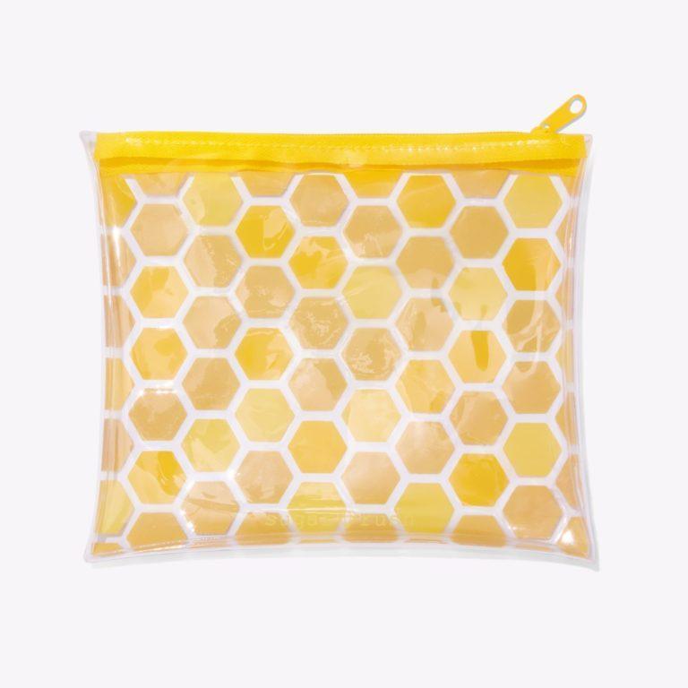 Sugar Rush Bee The Change Makeup Bag