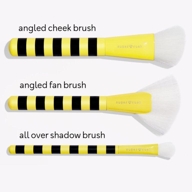 Sugar Rush Fly Squad Brush Set