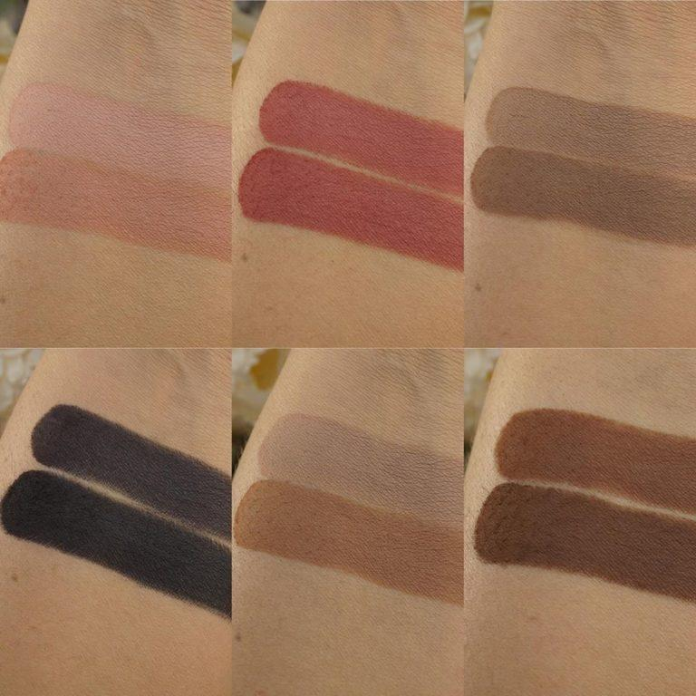 Sydney Grace Enduring Love Eyeshadow Palette Arm Swatches 2