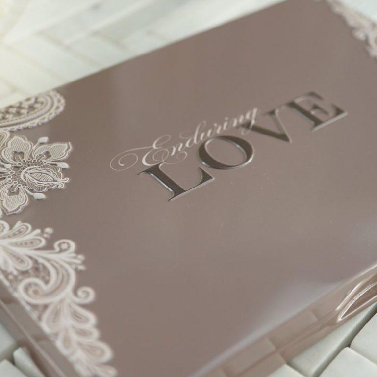 Sydney Grace Enduring Love Eyeshadow Palette Box