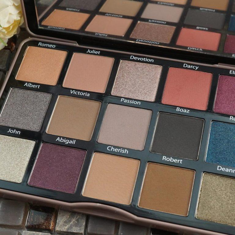 Sydney Grace Enduring Love Eyeshadow Palette Deep Version