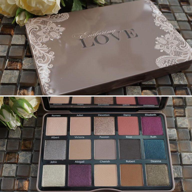 Sydney Grace Enduring Love Eyeshadow Palette Post Cover