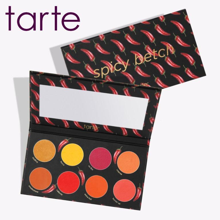 Tarte Spicy Betch Pressed Pigment Palette Post Cover