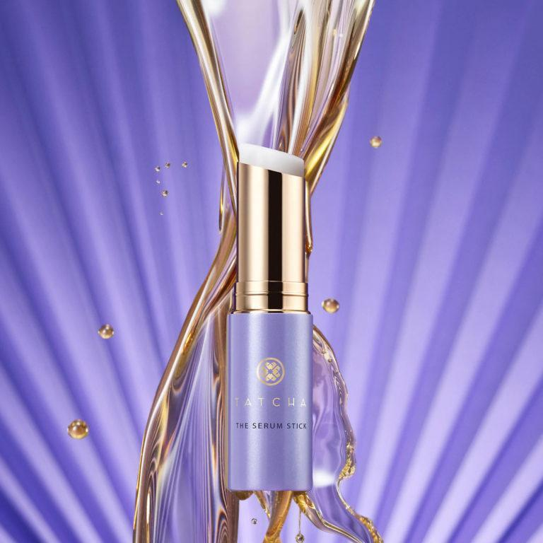 Tatcha The Serum Stick Treatment & Touch Up Balm Cover
