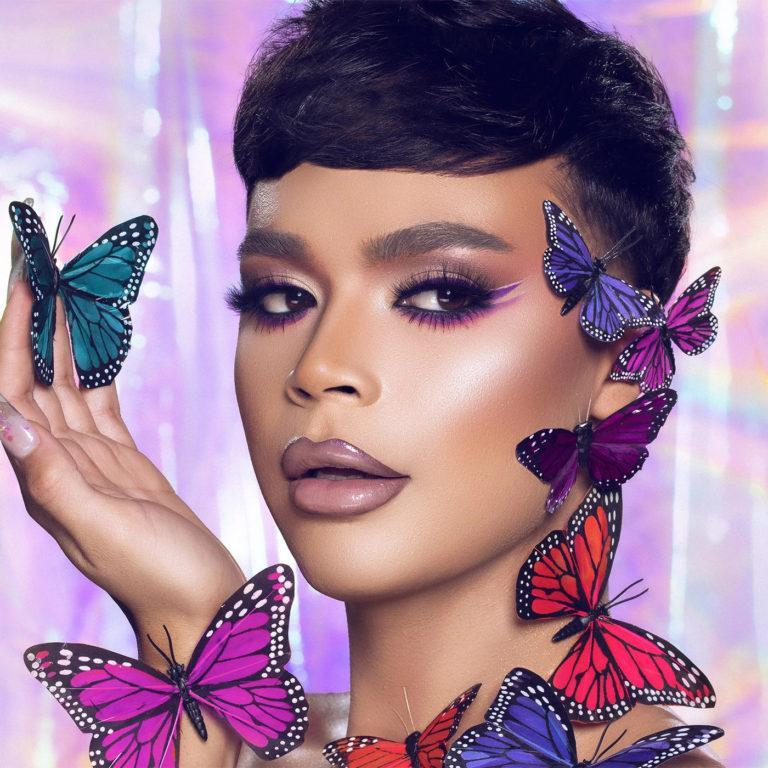 The BHxLAVIEDUNPRINCE Butterfly Palette Post Cover Promo 3
