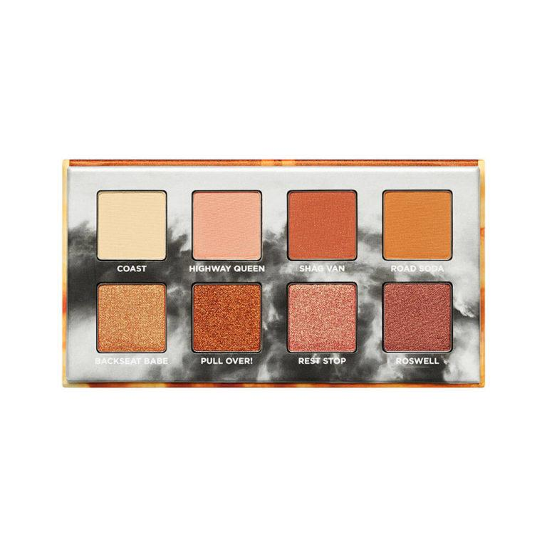 Urban Decay On The Run Highway Queen Min Eyeshadow Palette Front