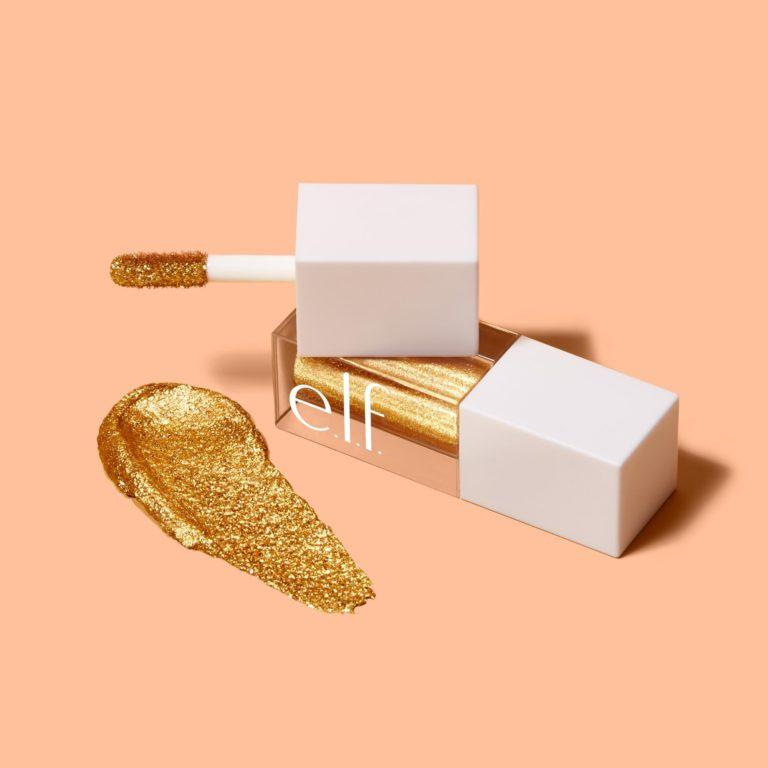 e.l.f. Cosmetics Liquid Glitter Eyeshadows 24K Gold