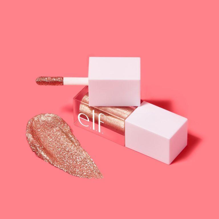 e.l.f. Cosmetics Liquid Glitter Eyeshadows Flirty Birdy