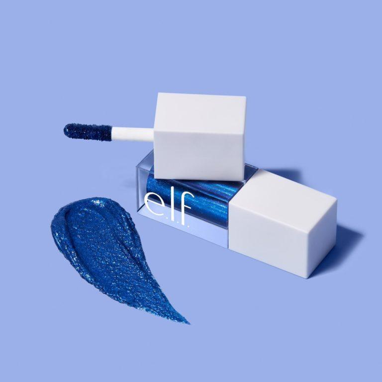 e.l.f. Cosmetics Liquid Glitter Eyeshadows Ocean Eyes