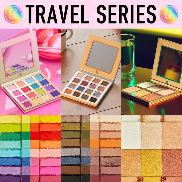 BH Cosmetics Travel Series Post Cover