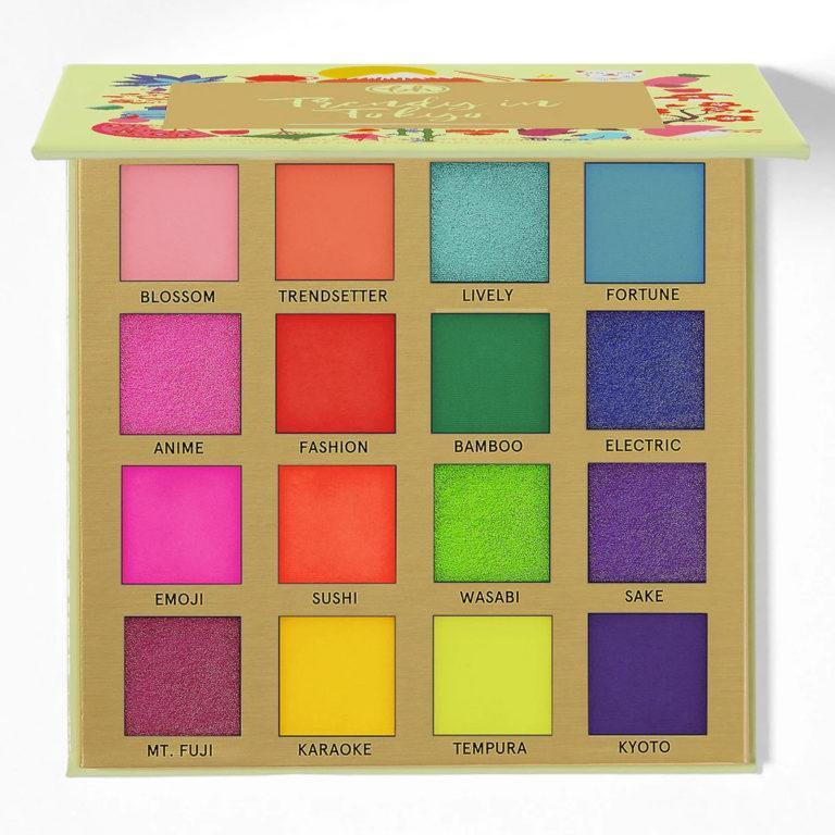 BH Cosmetics Travel Series Trendy in Tokyo Front