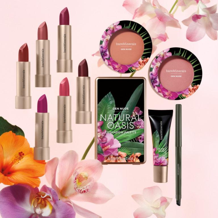 BareMinerals The Beauty of Nature Collection
