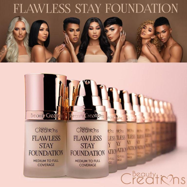 Beauty Creations Flawless Stay Foundation Post Cover
